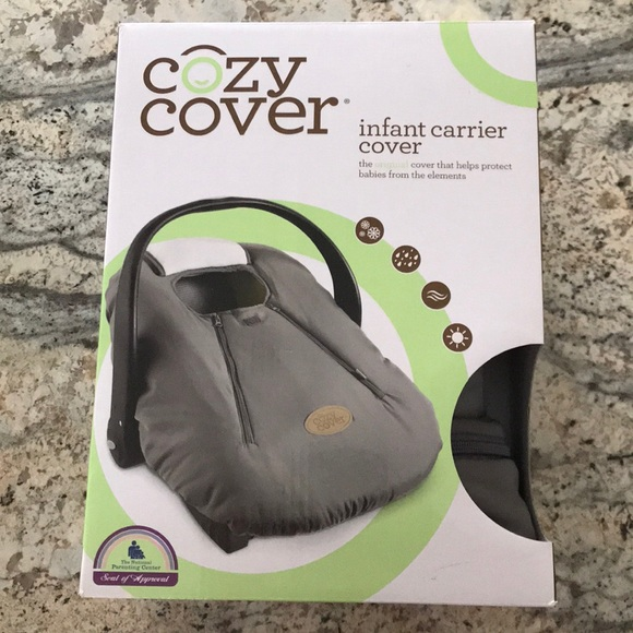 Excellent Cozy Cover Infant Car Seat Cover Inzonedesignstudio Interior Chair Design Inzonedesignstudiocom